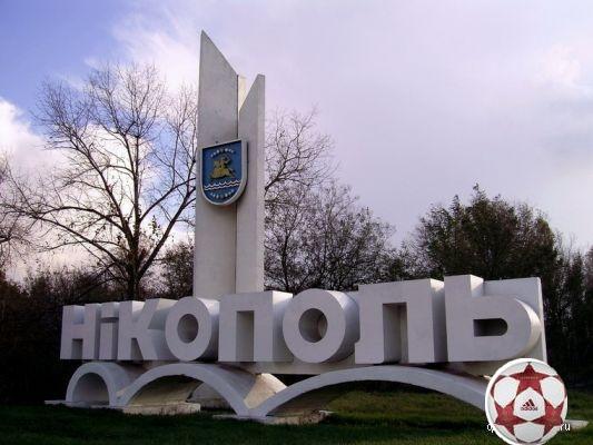100-летие Никопольского футбола